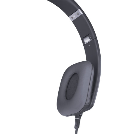 Nokia Purity HD Stereo Headphones - Black