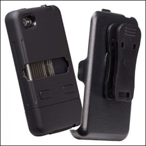 Case-Mate Tank Case iPhone 4S / 4 - Black