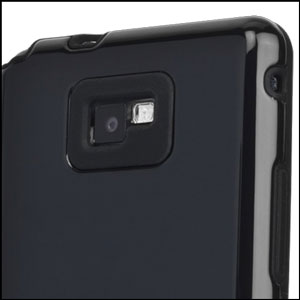 Samsung Galaxy SII Polimor Jacket - Black