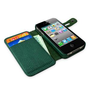 Zenus Masstige Color Edge Diary Serie iPhone 4 und 4S Schutzhülle