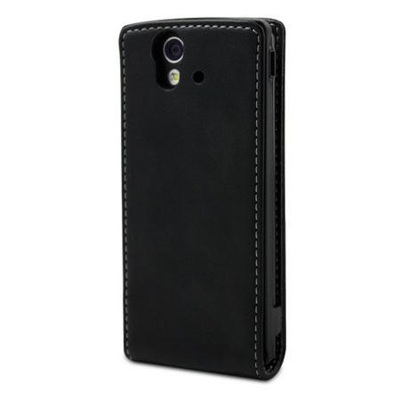 sony ericsson flip phone. sony ericsson flip case for the arc s - black phone