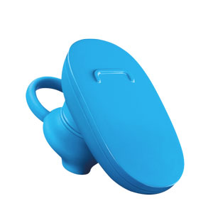 Nokia BH-112 Bluetooth Headset - Cyan