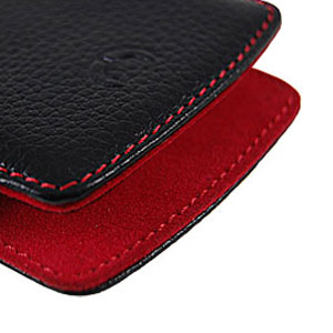 Beyza 'Zero' Series Leather Pocket for BlackBerry 9900