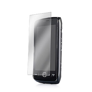 Capdase Soft Jacket 2 Xpose for BlackBerry Torch 9860 - Tinted Black