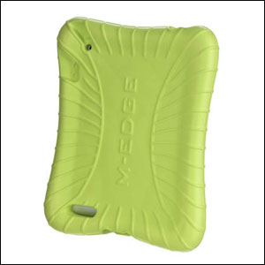M-Edge SuperShell For iPad 2 - Green