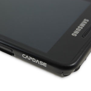 Capdase Alumor Bumper for Samsung Galaxy S2 - Black