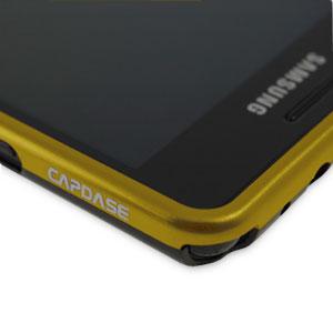 Capdase Alumor Bumper for Samsung Galaxy S2 - Gold/Silver