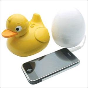 iDuck Wireless Waterproof Speaker