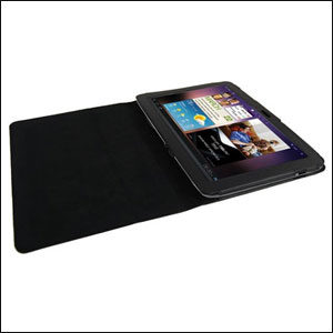 Pack accessoires Samsung Galaxy Tab 10.1 Ultimate (ouverte)