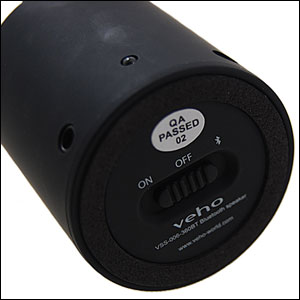 Veho SoundBlaster Portable Speaker - Black