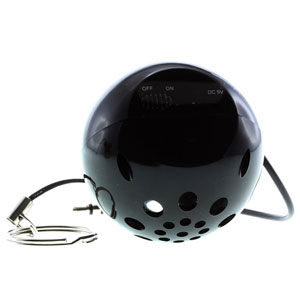 KitSound Mini Buddy Bomb Keyring Speaker