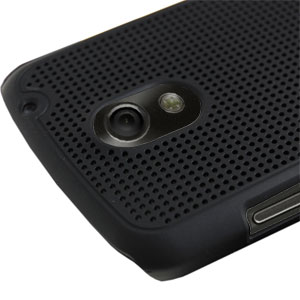 Genuine Samsung Galaxy Nexus Mesh Vent Case - Black