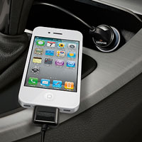 Capdase Compact USB Car Charger