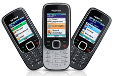 Nokia 2320 Classic, Nokia 2323 Classic, Nokia 2330 Classic