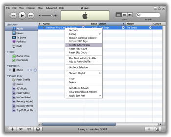 how to create text tone itunes