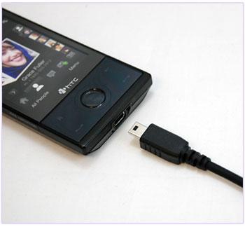 HTC CC C100 Car Charger MiniUSB
