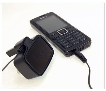 Original Nokia AC-5X Mains Charger