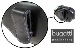 Nokia 9500 Bugatti Luxury Leather Case - Comfort