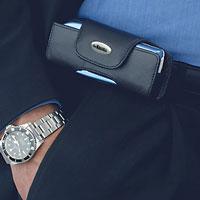 Krusell Horizontic Premium Leather Case (X-Large)