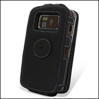 Tuff-Luv Leather Case For Nokia N97