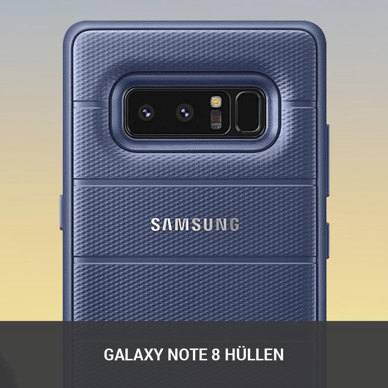 Galaxy Note 8 Hüllen