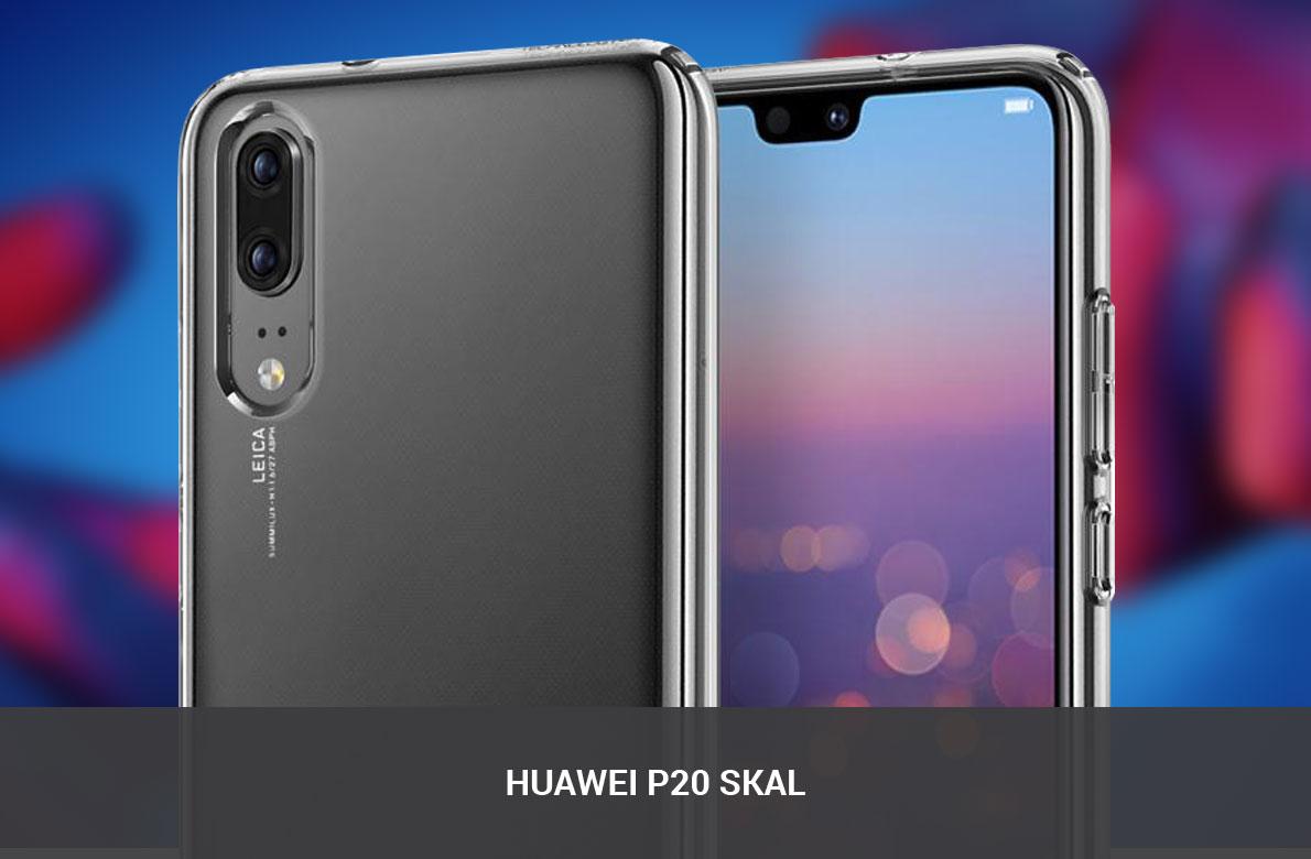Huawei P20 Skal