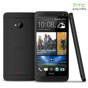 Sim Free HTC One - Black