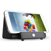 Soundboost Universal Smartphone Cradle and Desk Stand