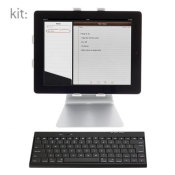 Kit: Slim Bluetooth Keyboard - Black