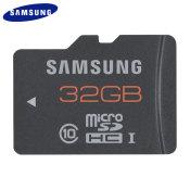 Samsung 32GB Class 10 Micro SDHC Plus Card