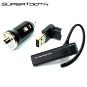 SuperTooth Talk N Go Bluetooth Mono Headset