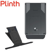 Plinth Pop Up Pocket Tablet / Smartphone Stand - Black