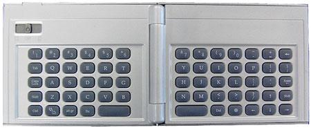 Freedom Mini Duo Bluetooth Keyboard