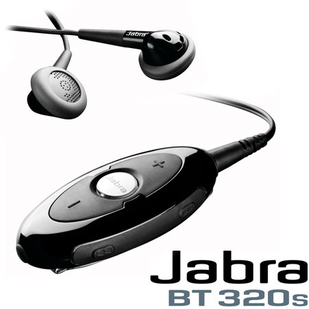 jabra bt320s stereo bluetooth handsfree. Black Bedroom Furniture Sets. Home Design Ideas