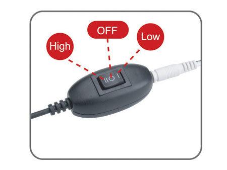 USB Eye Warmer