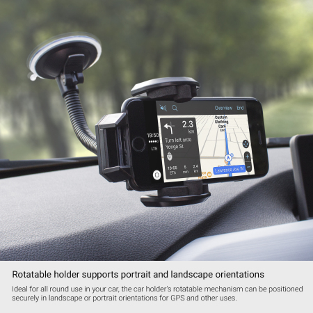 Olixar Universal Smartphone Windscreen In-Car Holder