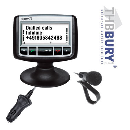 Populair THB Comfort Vision 9010 Bluetooth Car Kit AN51