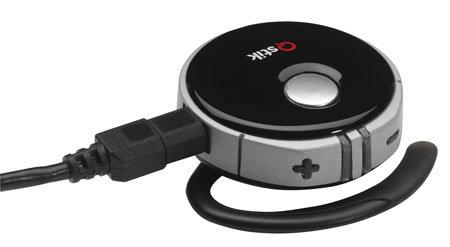 Qstik EVOQ Bluetooth DSP Headset