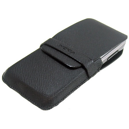 newest 35ec1 d3dfb Nokia 6300 Leather Case