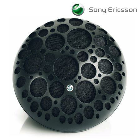 Sony Ericsson MBS-100 Portable Bluetooth Speaker - Euro Mains