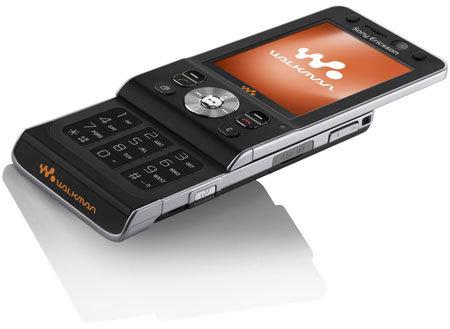 Sony Ericson W910i