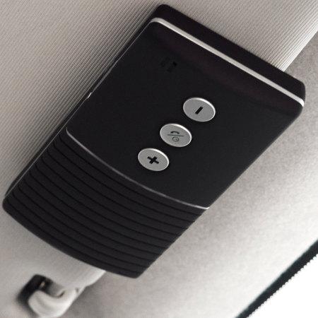 Olixar Clip & Talk Multipoint Bluetooth Handsfree Biltillbehör