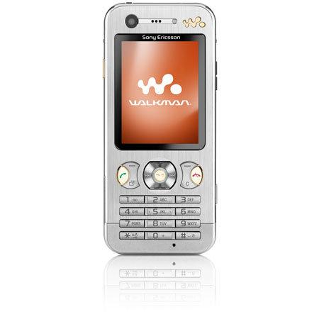 Sim Free Sony Ericsson W890i Walkman - Sparkling Silver