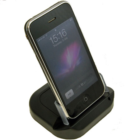 Apple iPhone 3GS / 3G USB Desktop Sync & Charge Cradle