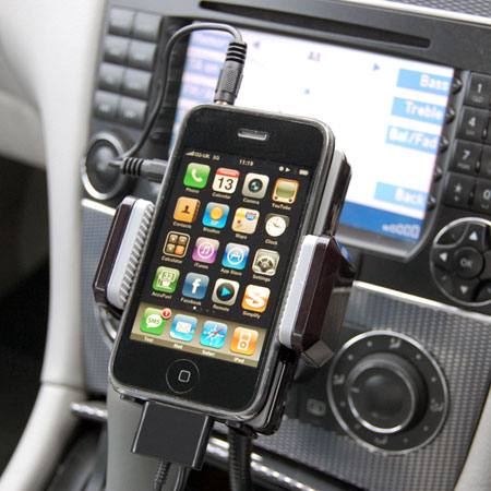 allkit iphone ipod fm transmitter car kit. Black Bedroom Furniture Sets. Home Design Ideas