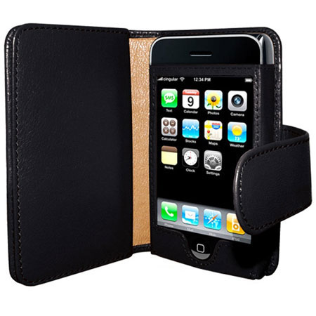 iphone 3gs cases piel frama leather wallet for apple iphone 3gs 3g 4462