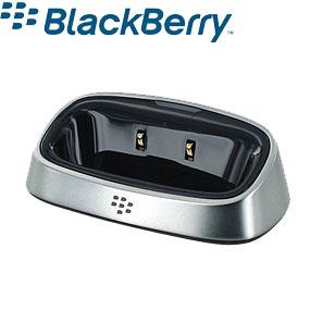 BlackBerry 8900 Curve Chrome Desktop Charging Pod - ASY-14396-007
