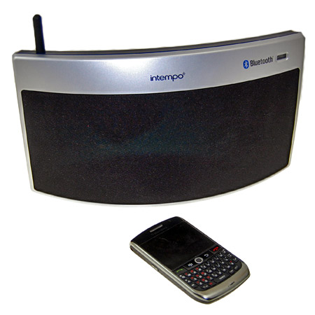 Intempo Bluetooth Speaker System