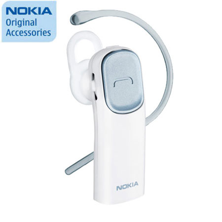 nokia bh 216 bluetooth headset white reviews comments. Black Bedroom Furniture Sets. Home Design Ideas