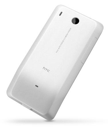Sim Free HTC Hero - White